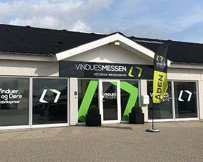 Vinduesmessen butik - Næstved